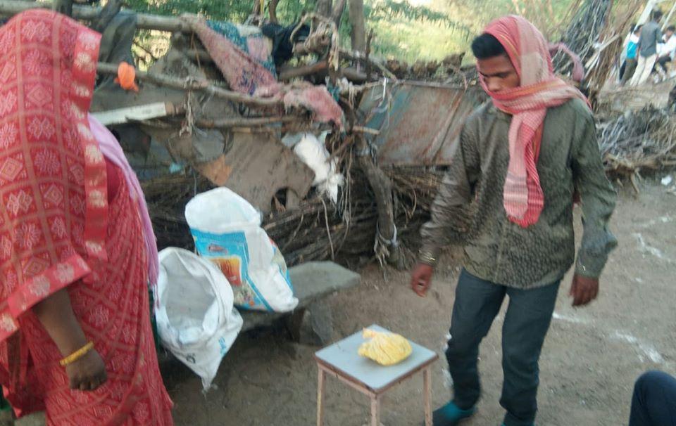 Food Distribution - smssamiti.org